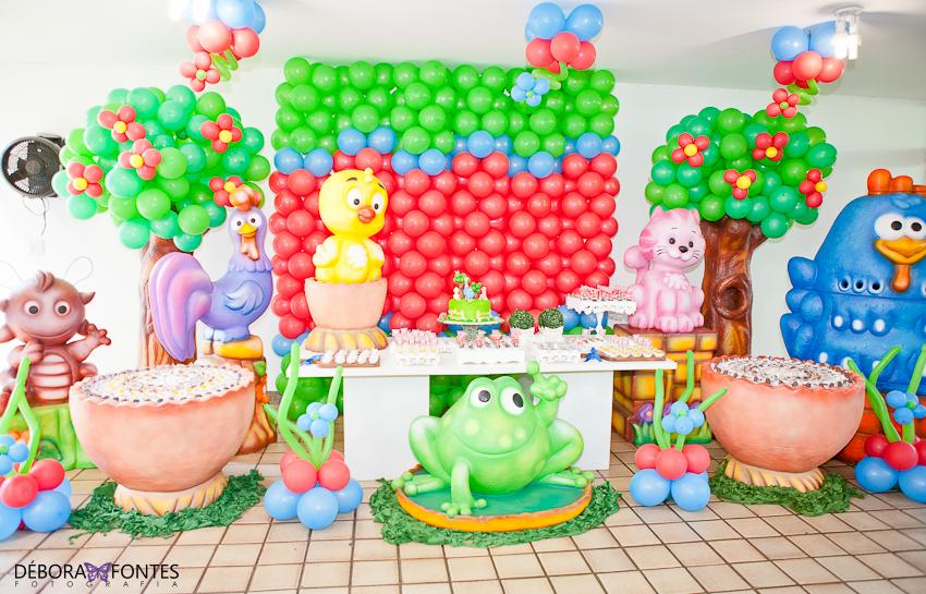 Decoração De Festa Infantil  Débora Fontes  Fotógrafa de