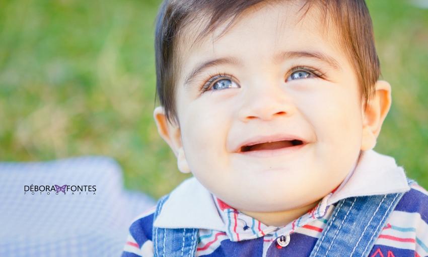Débora Fontes Fotografia Infantil BH