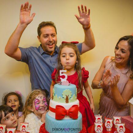 :: Giovanna faz 5 | Festa Infantil em BH ::