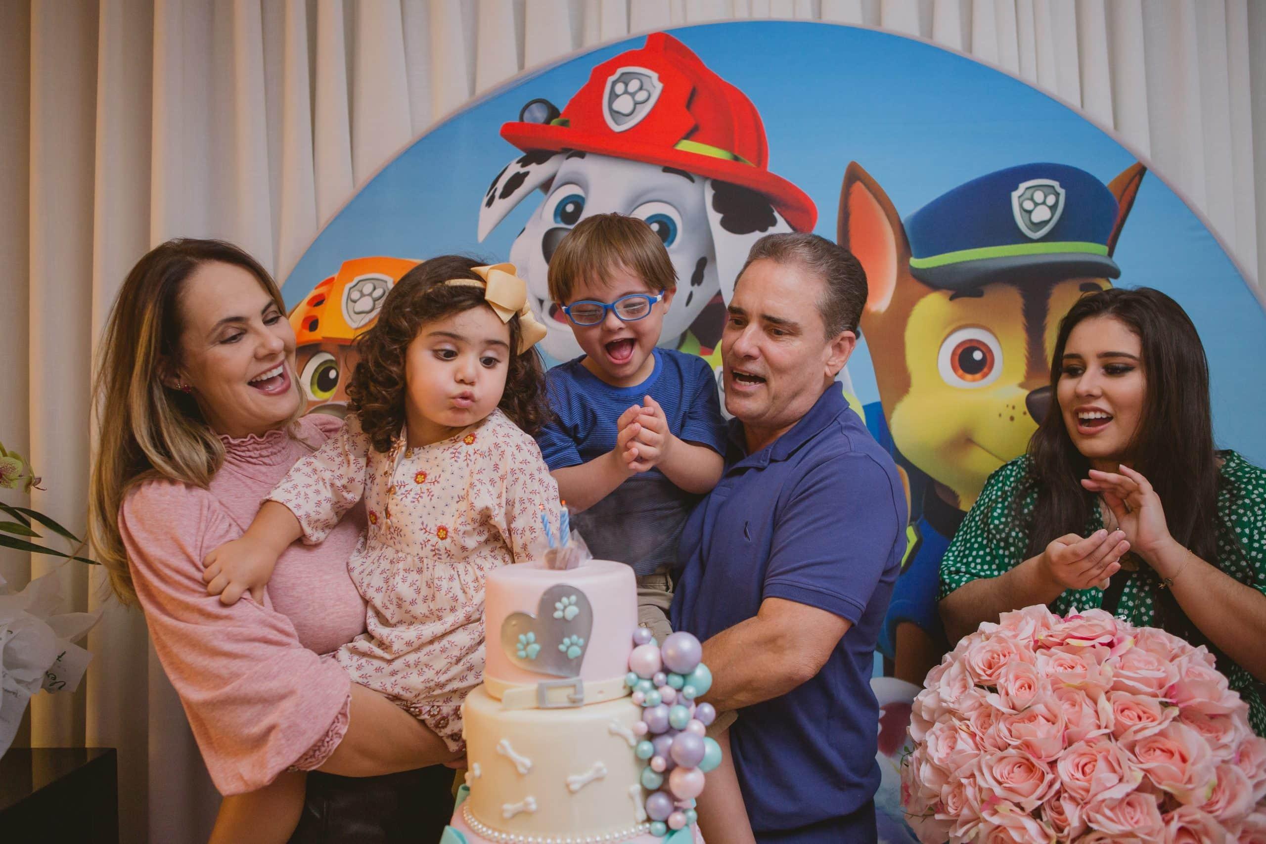 Os 3 anos da Júlia | Festa em Casa | Belo Horizonte